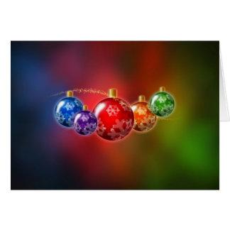 Happy Holidays Season Card
