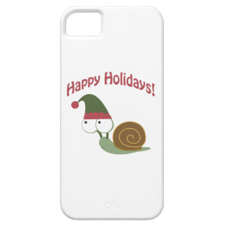 Happy Holidays! Snail Elf Case For The iPhone 5