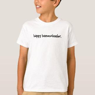 Happy Homeschooler T-Shirt