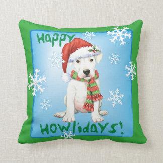 Happy Howliday Dogo Cushion