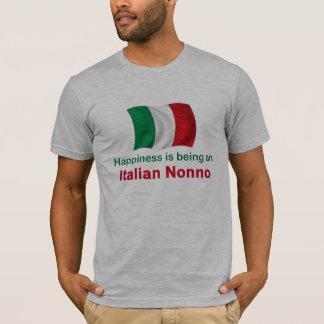 Happy Italian Nonno T-Shirt