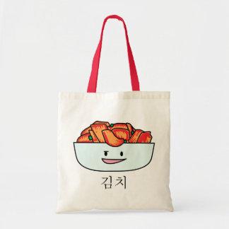 Happy Kimchi Kimchee Bowl - Happy Foods Designs Tote Bag