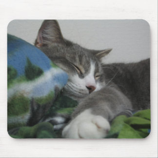 Happy Kitty Mouse Pad