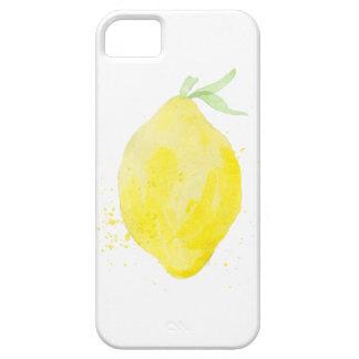 Happy Lemon iPhone case