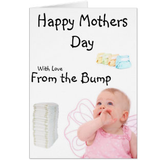 Happy Mothers Day From The Bump Card
