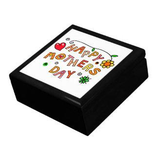 """Happy """"Mother's Day"""" Keepsake jewelry box"""