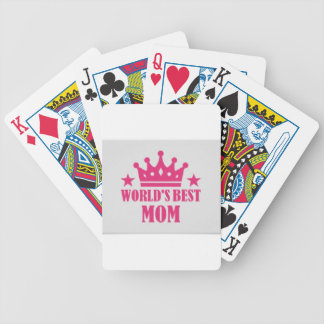 Happy Mother's Day Poker Deck