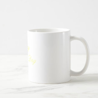 Happy Mother's Day Yellow The MUSEUM Zazzle Gifts Mugs