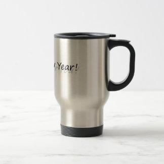 Happy Near You Stainless Steel Travel Mug