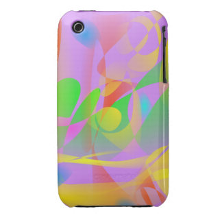 Happy Neurons iPhone 3 Case-Mate Cases