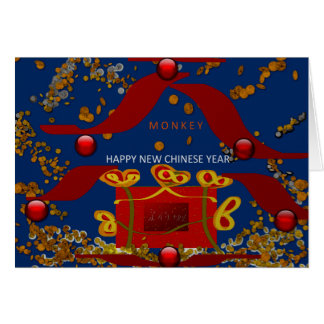 Happy New chinese Year Card