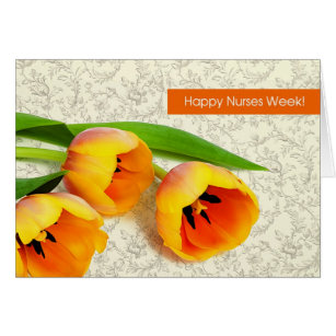 Corporate greetings greeting cards zazzle happy nurses week customisable greeting card m4hsunfo