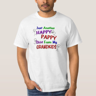 Happy Pappy T-Shirt