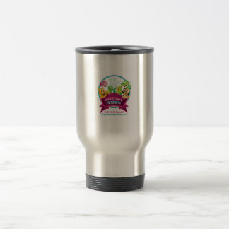 Happy Paws Pet Store 15 Oz Stainless Steel Travel Mug