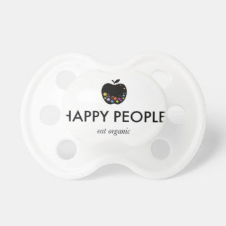 Happy People, Eat Organic Dummy