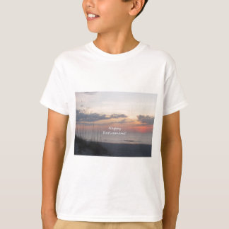 Happy Retirement Beach sunset T-Shirt