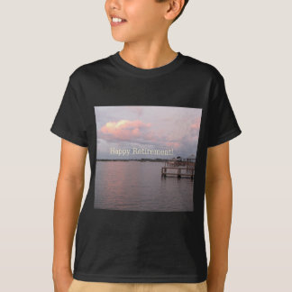 Happy Retirement Cedar Key Florida T-Shirt
