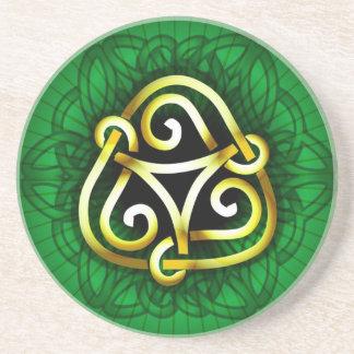 Happy Saint Patrick's Day Irish Coasters