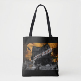 Happy Samhain Tote Bag