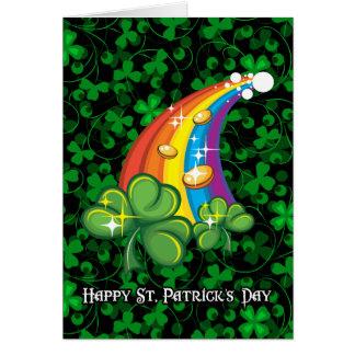 Happy St. Patrick's Day 1 Card