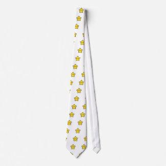 Happy Star Tie