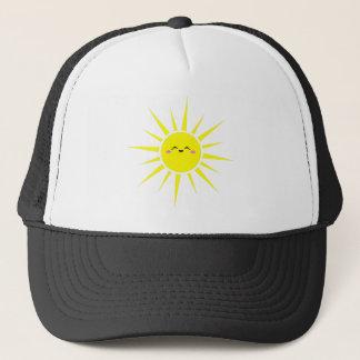 Happy Sun Trucker Hat