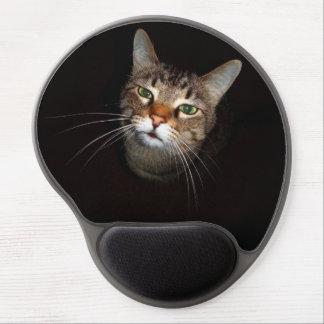 Happy Tabby Wiskers Gel Mouse Mats