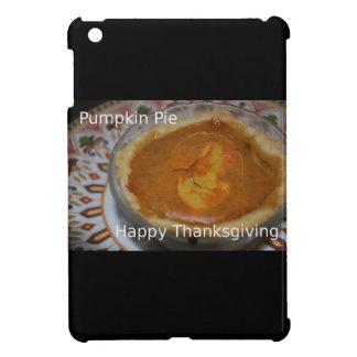 Happy Thanksgiving And Pumpkin Pie iPad Mini Covers