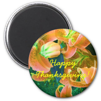 Happy Thanksgiving Magnet Magnet