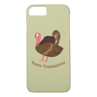 Happy Thanksgiving! Turkey iPhone 8/7 Case