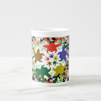 Happy Times - Froggy Dance Baby Designs Porcelain Mugs