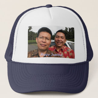 Happy Together Personalized Hat