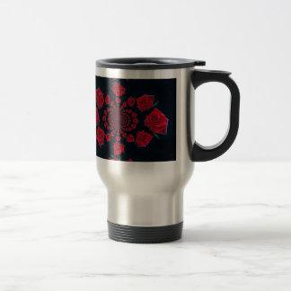 Happy Valentine Stainless Steel Travel Mug