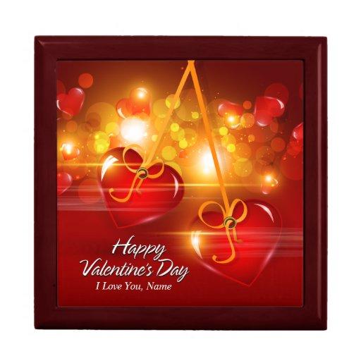 Happy Valentine's Day 17 Gift Box