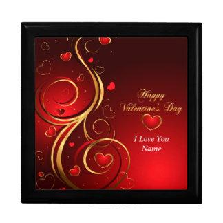 Happy Valentine's Day 1 Gift Box