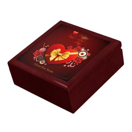 Happy Valentine's Day 21 Gift Box