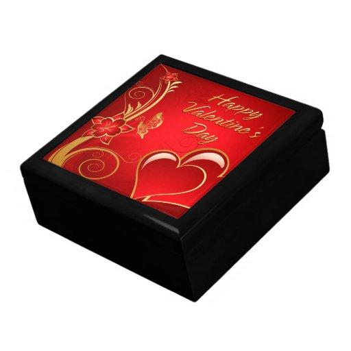 Happy Valentine's Day 3 Gift Box