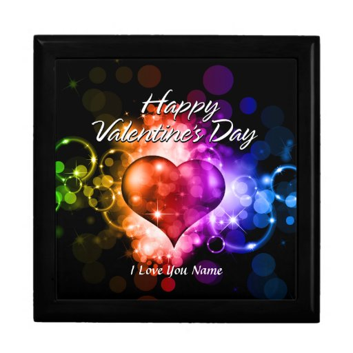 Happy Valentine's Day 5 Gift Box