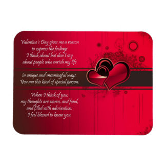 happy valentine's day magnet