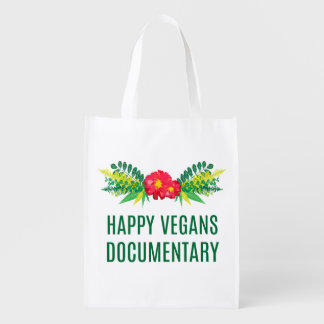 Happy Vegans Documentary - Official Tote Bag