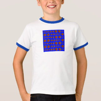 HAPPY WATERMELONS: blue [childhood diary] T-Shirt
