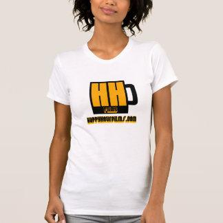 Happyhour Films Female logo shirt