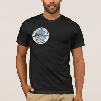 HAR LAGUNATICS 2010 with silly seal front T-Shirt