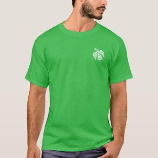 Harald Hardrada Green & White Seal Shirt