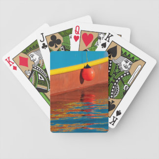 Harbor Colors Bicycle Playing Cards
