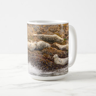 Harbor Seals Mug (15 oz.)