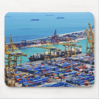 Harbour Mouse Pad