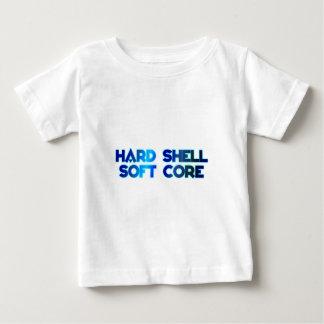 hard shell softly core t-shirt