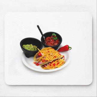 Hard Shell Taco's Mouse Pad