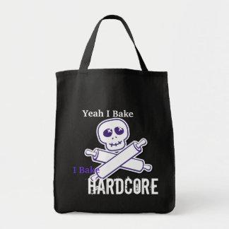 Hardcore Baker Grocery Tote